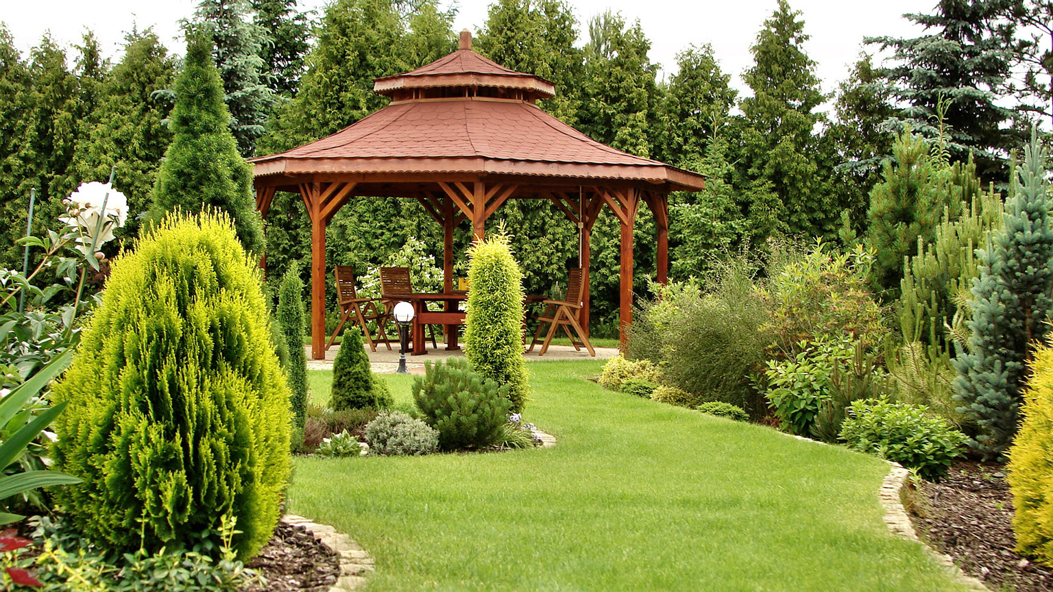 Setauket fertilization for Landscape design pictures