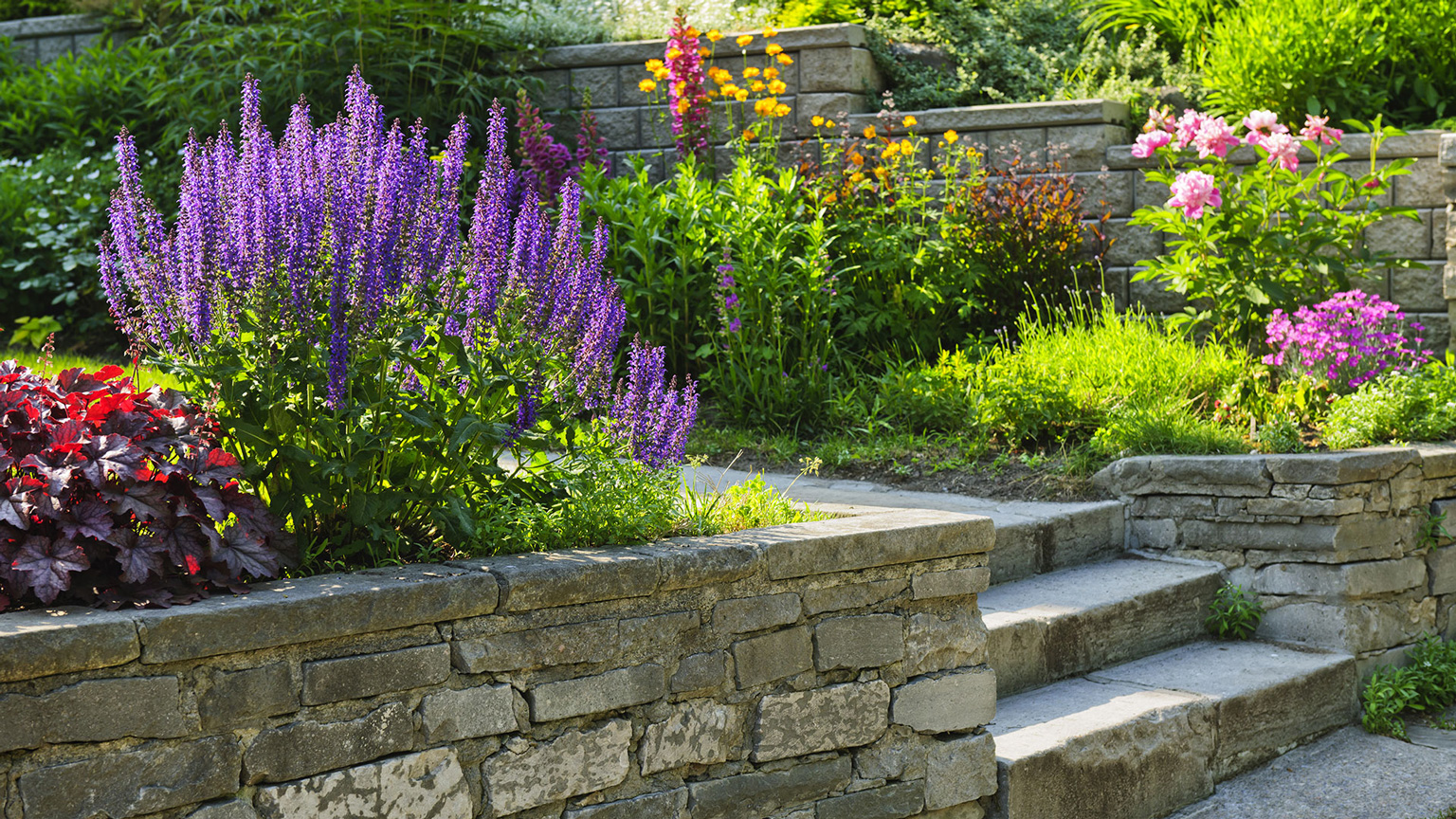 Fda Landscape And Garden Design : The hamptons hardscaping